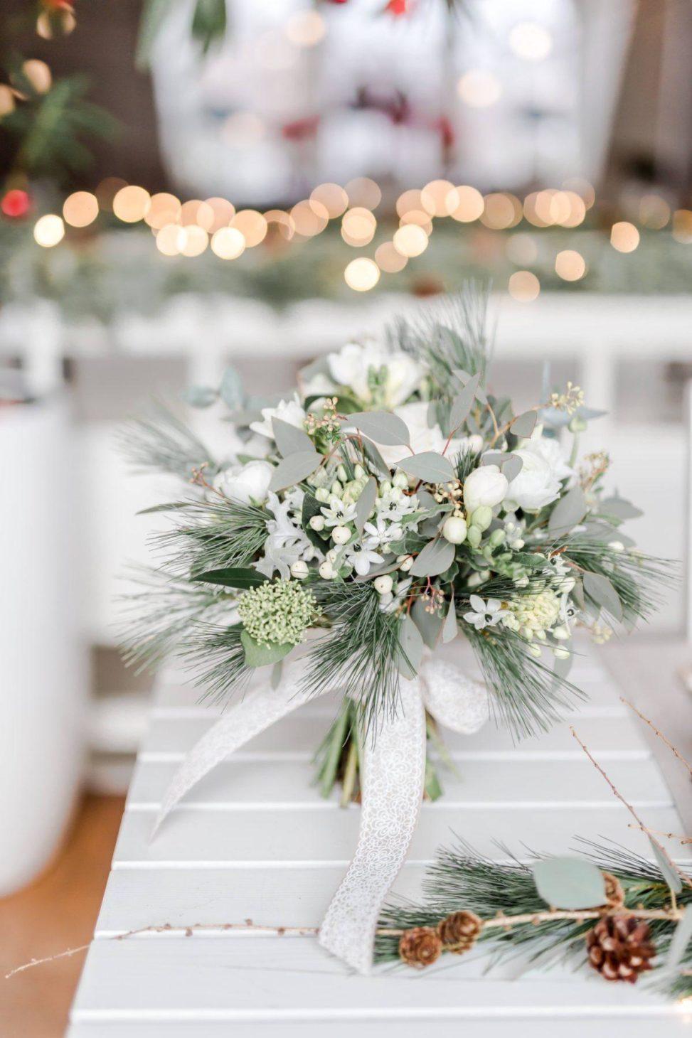 Jakie Kwiaty Na ślub Zimą Paperwords