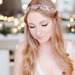 makijaż na zimowy ślub delikatny naturalny