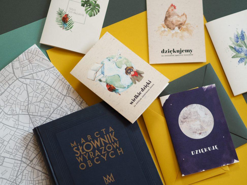 Kartki z życzeniami na Dzień Nauczyciela Paperwords